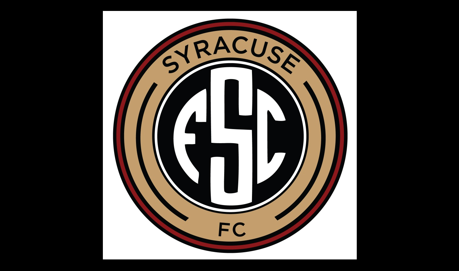 The new logo for Syracuse FC, which joined the National Premier Soccer League on Wednesday.