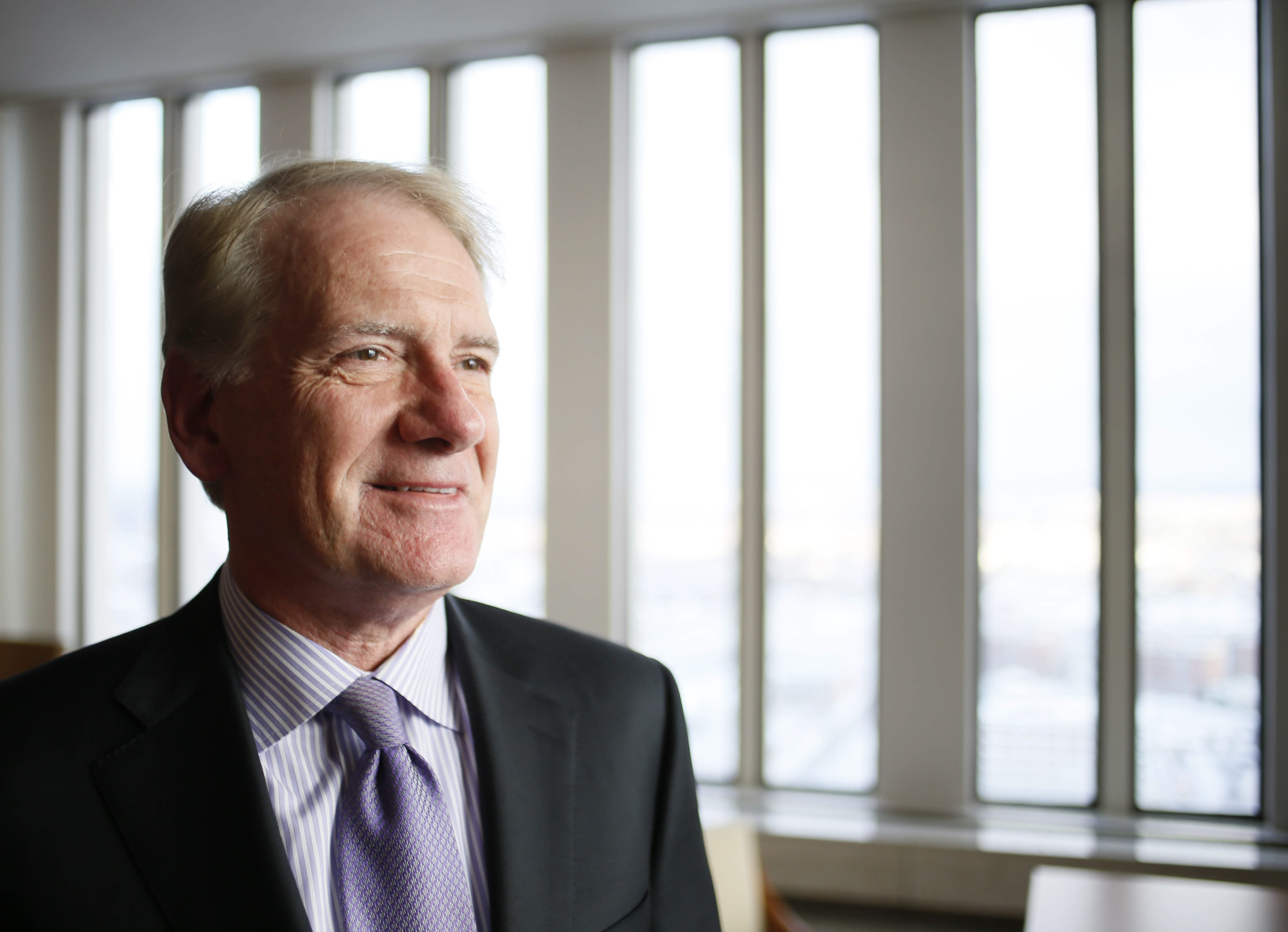 Mark J. Czarnecki, M&T Bank's president and chief operating officer, had overall responsibility for the Buffalo-based bank's day-to-day management. He died Sunday at 61. (Derek Gee/Buffalo News file photo)