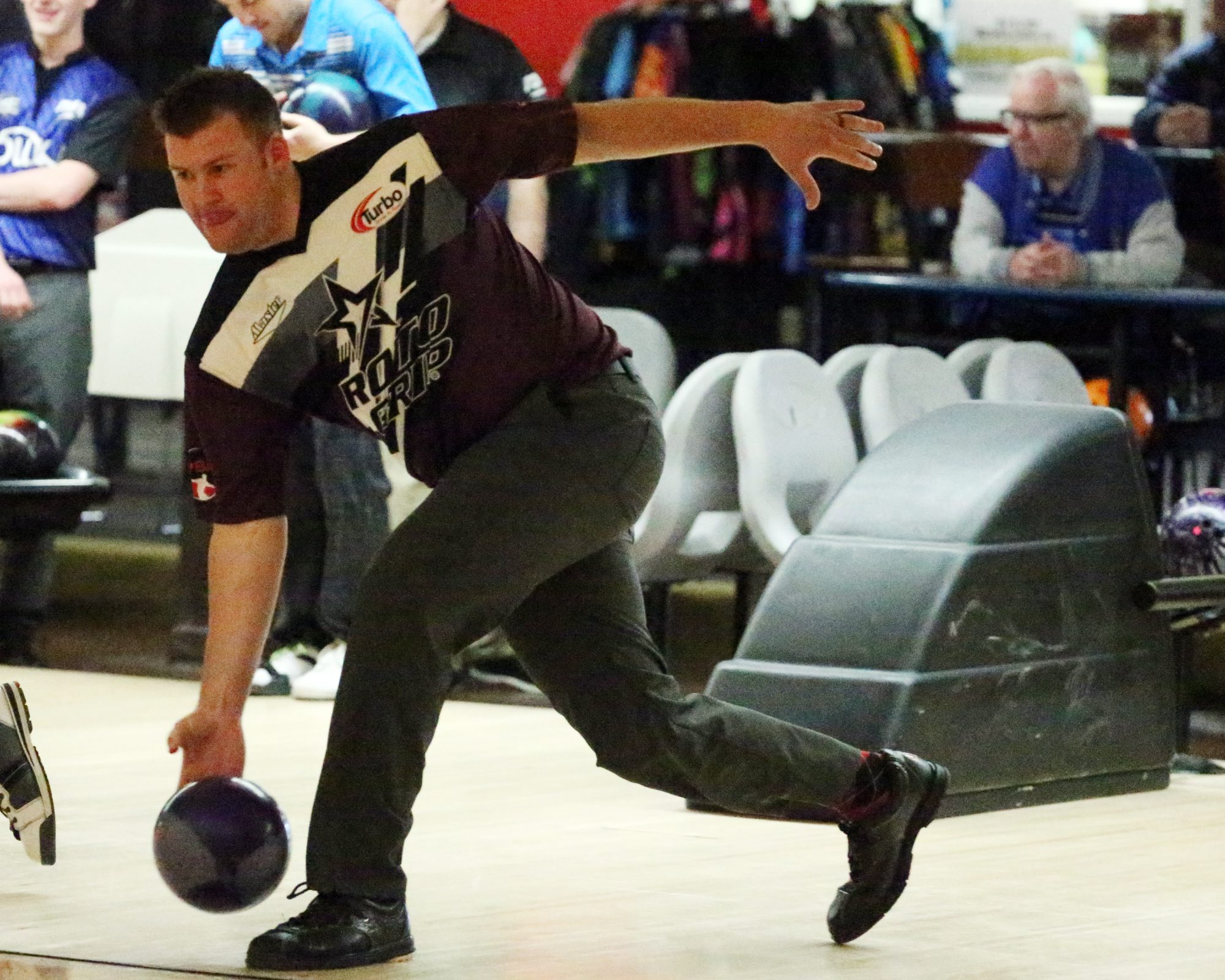 John Szczerbinski came closest among locals to qualifying for the Round of 24 at The Barbasol PBA Players Championship in Columbus, (James P. McCoy/Buffalo News file photo)