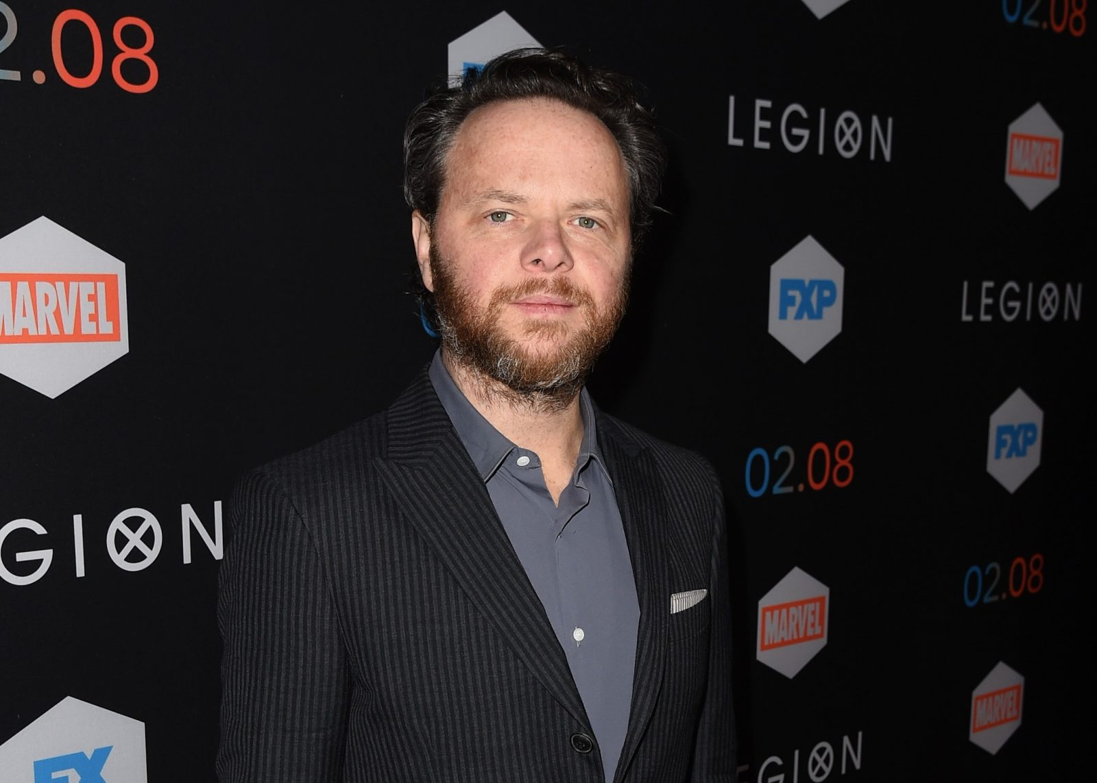 Creator/writer/director Noah Hawley arrives at the premiere of FX's 'Legion' last month in West Hollywood. (Kevin Winter/Getty Images