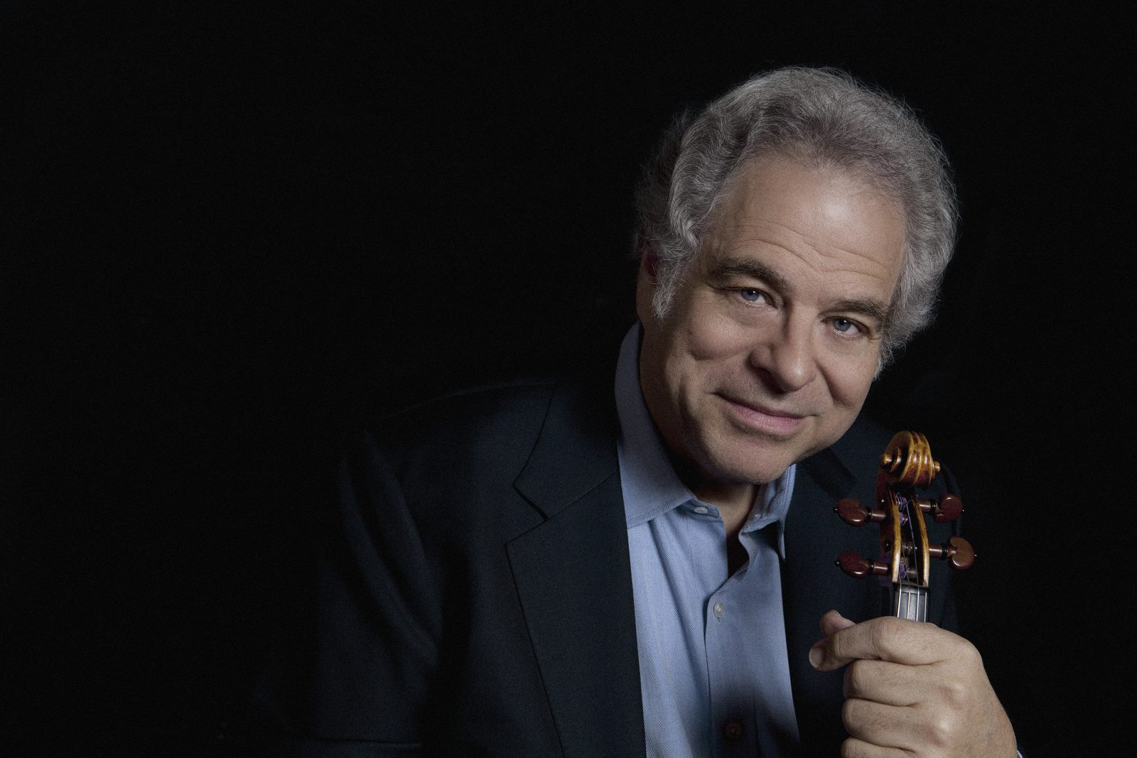 Itzhak Perlman is playing movie themes with the Buffalo Philharmonic Orchestra. (Photo courtesy Lisa Marie Mazzucco)
