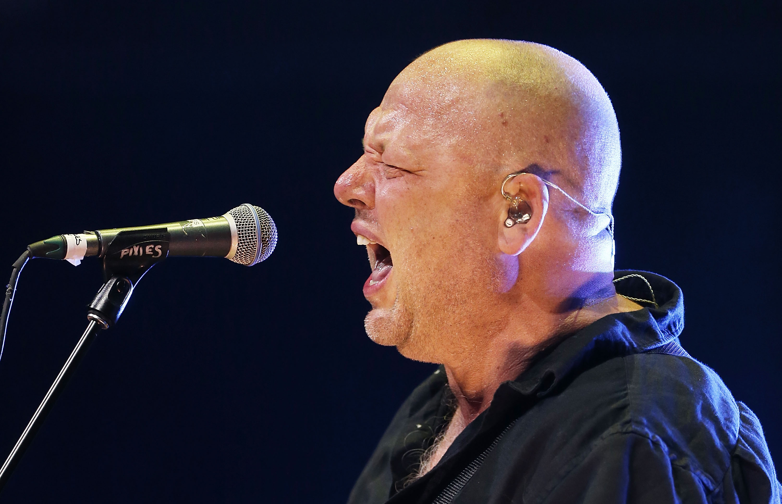 Black Francis and The Pixies will play the University at Buffalo Center for the Arts in October.  (Getty Images)
