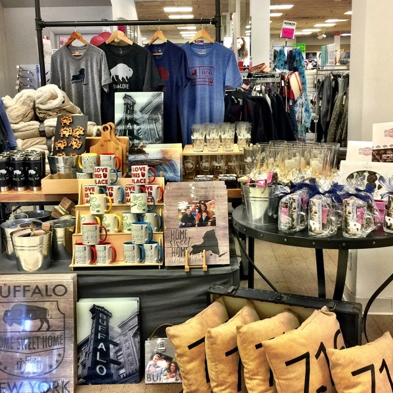 Bon-Ton has tried new concepts, such as its Close to Home shop within a shop.  (Contributed Photo)