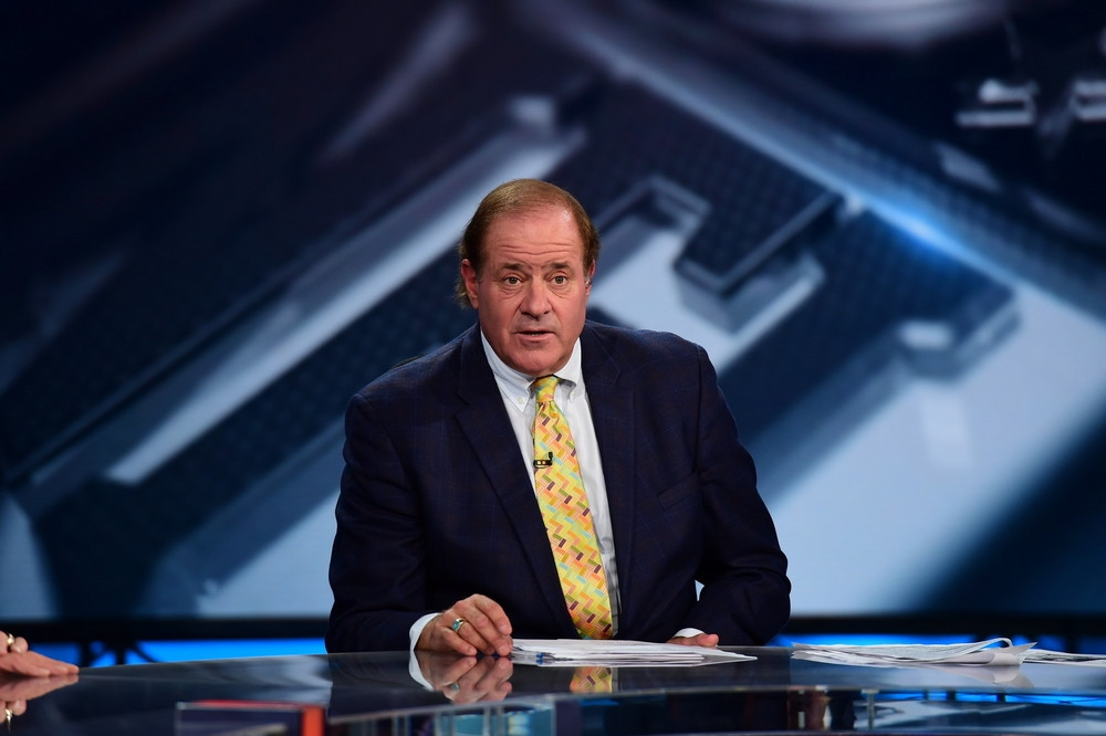 Longtime ESPNer Chris Berman