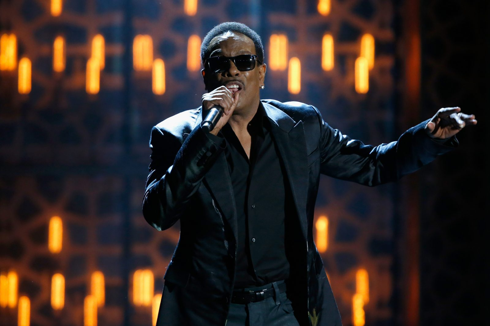 Charlie Wilson headlines a concert Feb. 11 at KeyBank Center. (Getty Images)