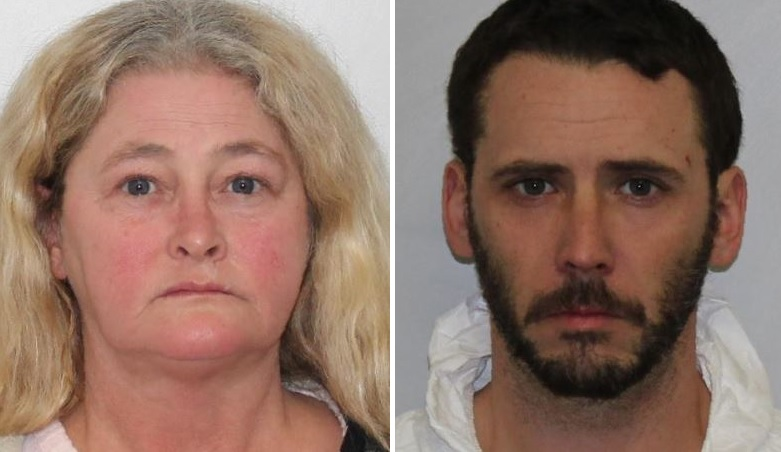 Lana M. Joseph, 51, and Richard D. Mosher III, 26, both faces second-degree murder charges. (State Police)