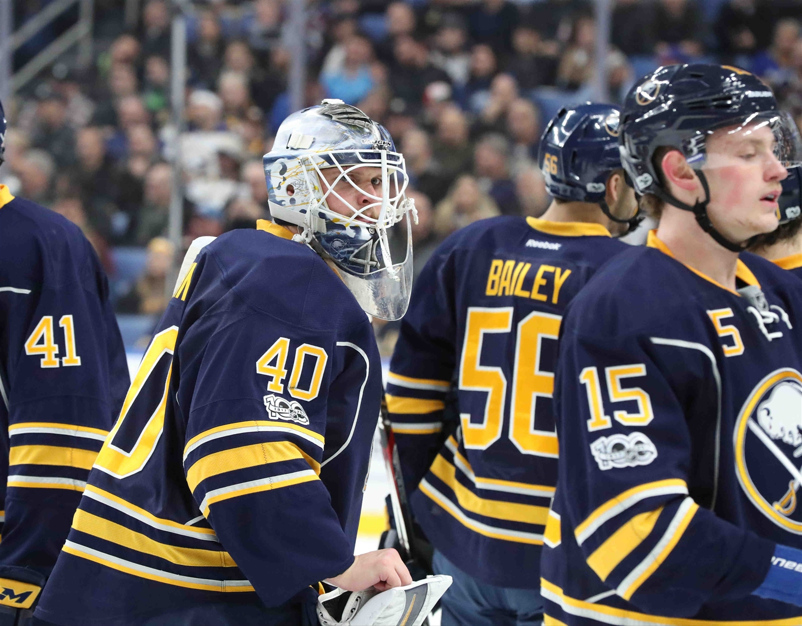The Sabres are just 3-5-2 in their last 10 games. (James P. McCoy/Buffalo News)