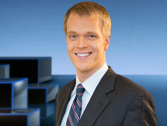 Michael Wooten of WGRZ-TV. (Photo courtesy of WGRZ)