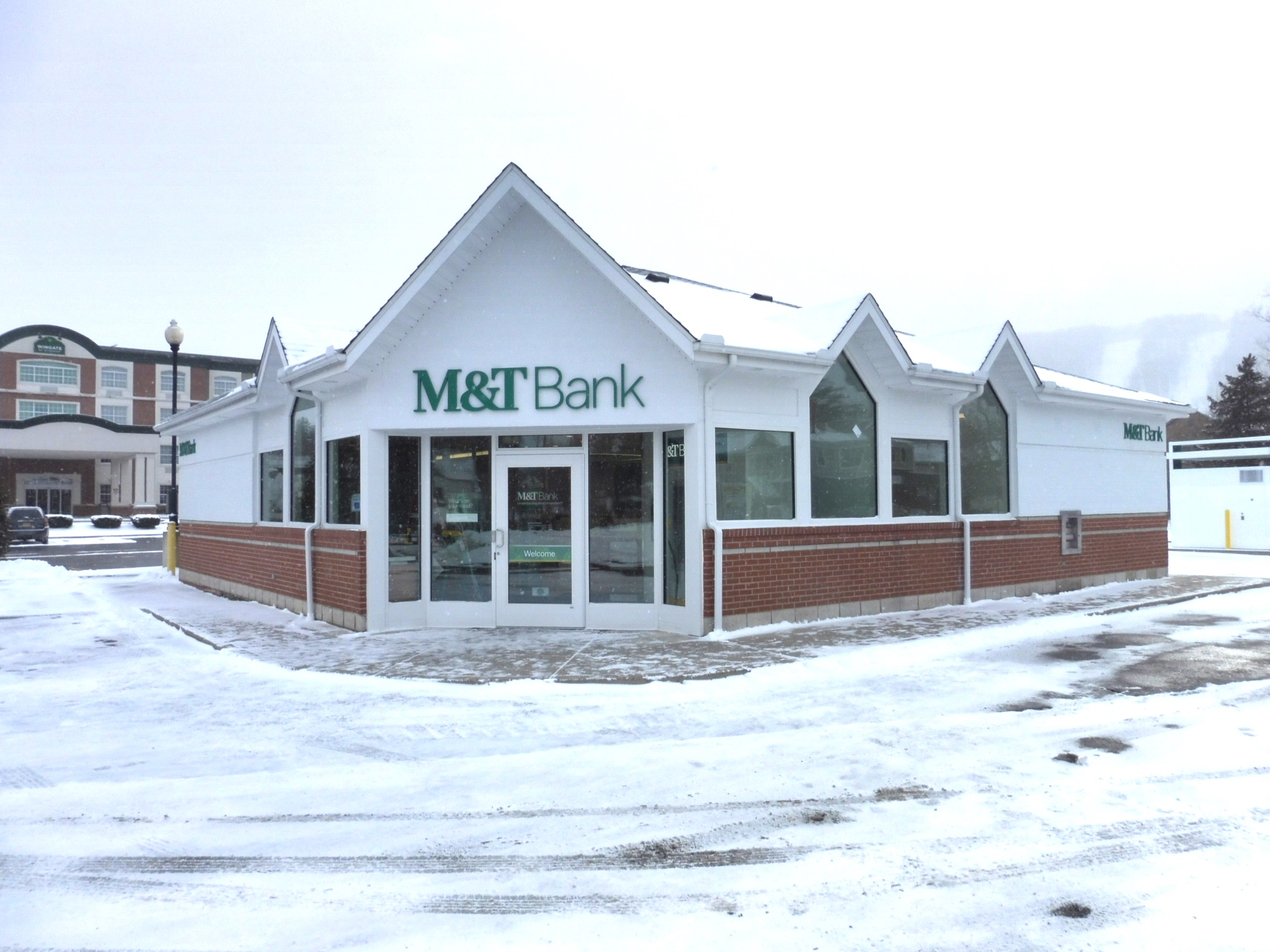 M&T Bank's new branch in Ellicottville, at 47 Washington St. (Photo courtesy of M&T)