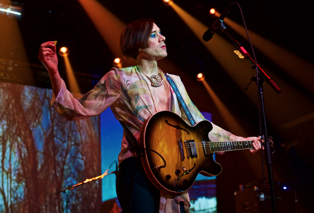 of Montreal will perform at Babeville on April 26 (Photo by Robert Altman / Special to The News).