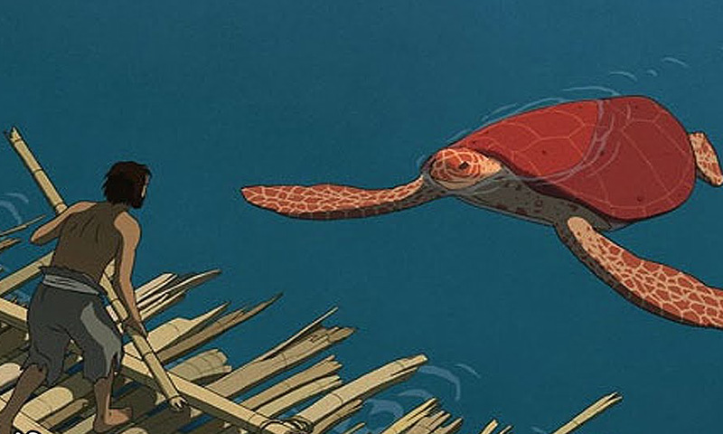 'The Red Turtle' was nearly a decade in the making.