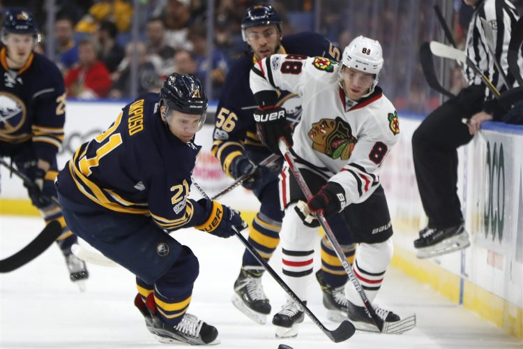 Blackhawks 5, Sabres 1