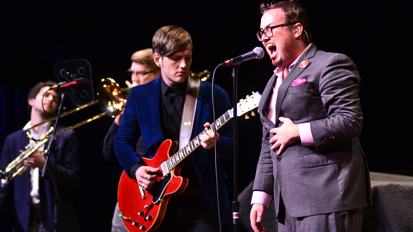 St. Paul and the Broken Bones will perform at Asbury Hall at Babeville on March 4.