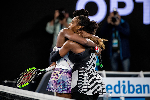 Venus and Serena Williams bring out the best in each other. (Getty Images)
