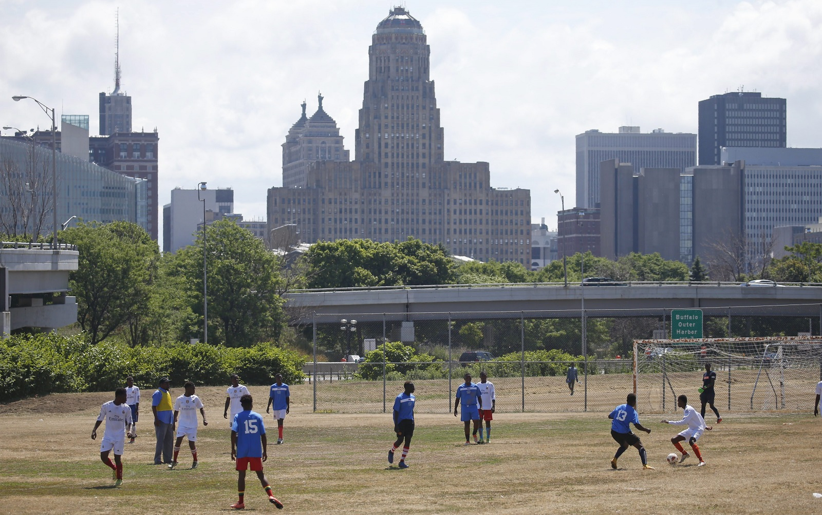 What clubs are pushing Buffalo to a greater reputation nationally? Prepare for the local premier club series. (Robert Kirkham/Buffalo News file photo)