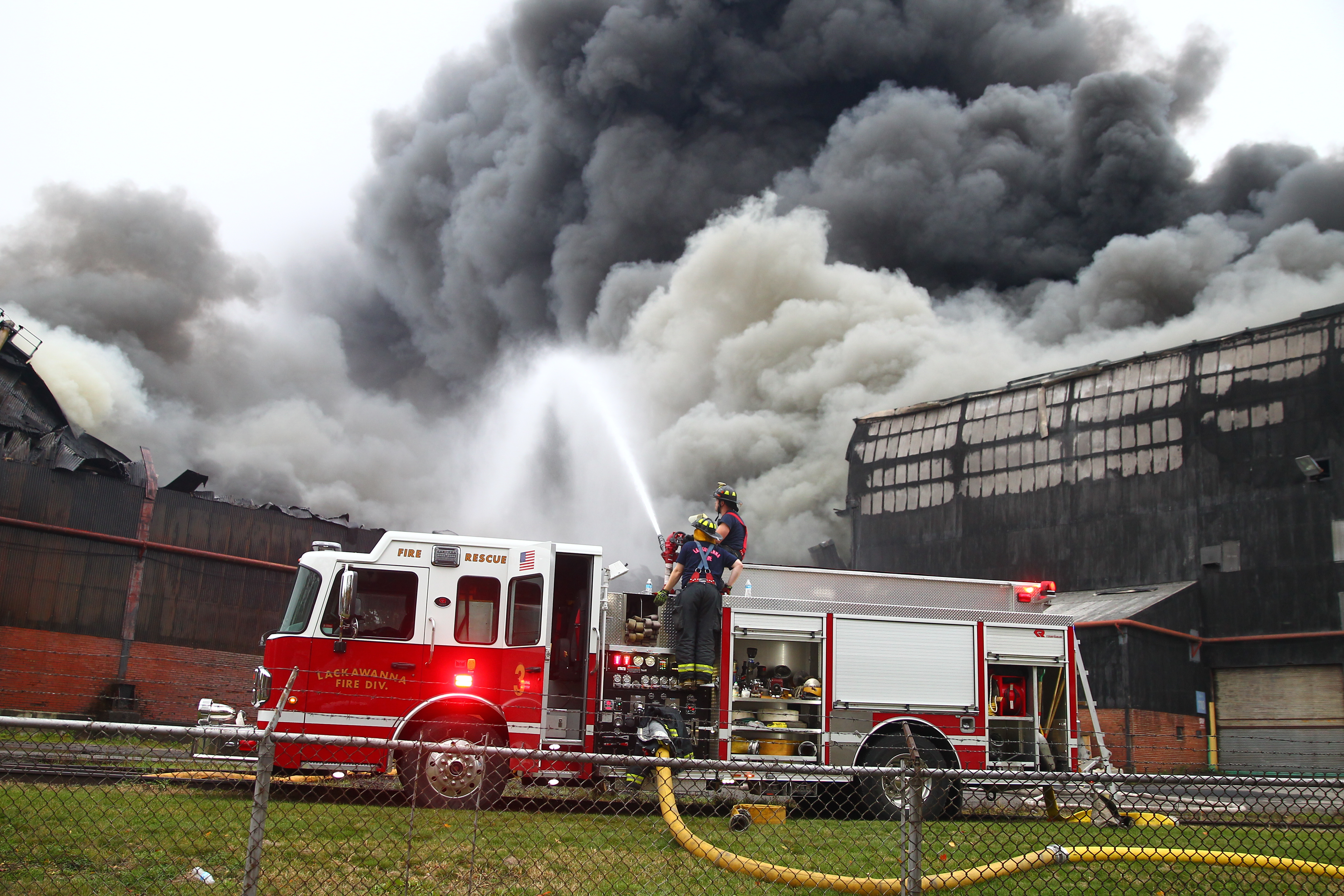 Price tag of Bethlehem Steel fire for Lackawanna: $655,208 – The ...