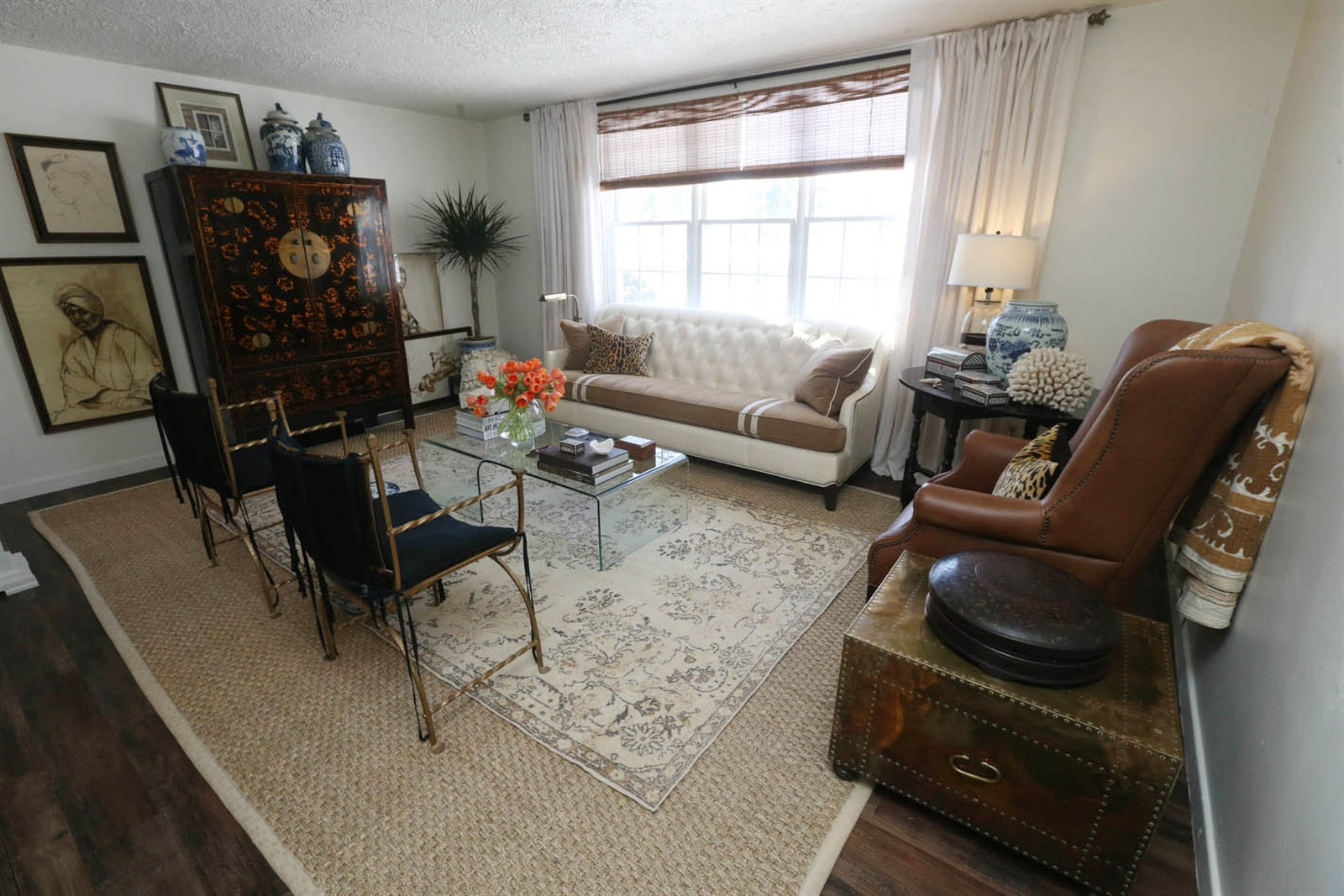 Renters are opting for higher-end apartments like this one. (Sharon Cantillon/Buffalo News file photo)