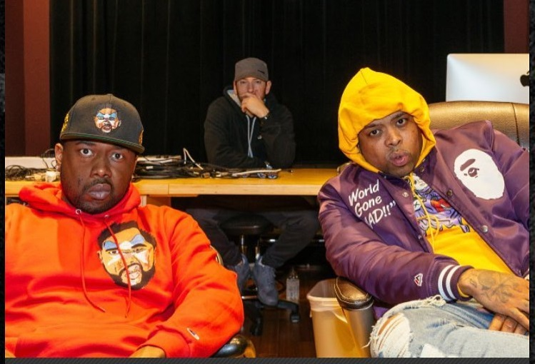 Conway the Machine, left, and Westside Gunn, both of Griselda Records, have signed a distribution deal with Shady Records.