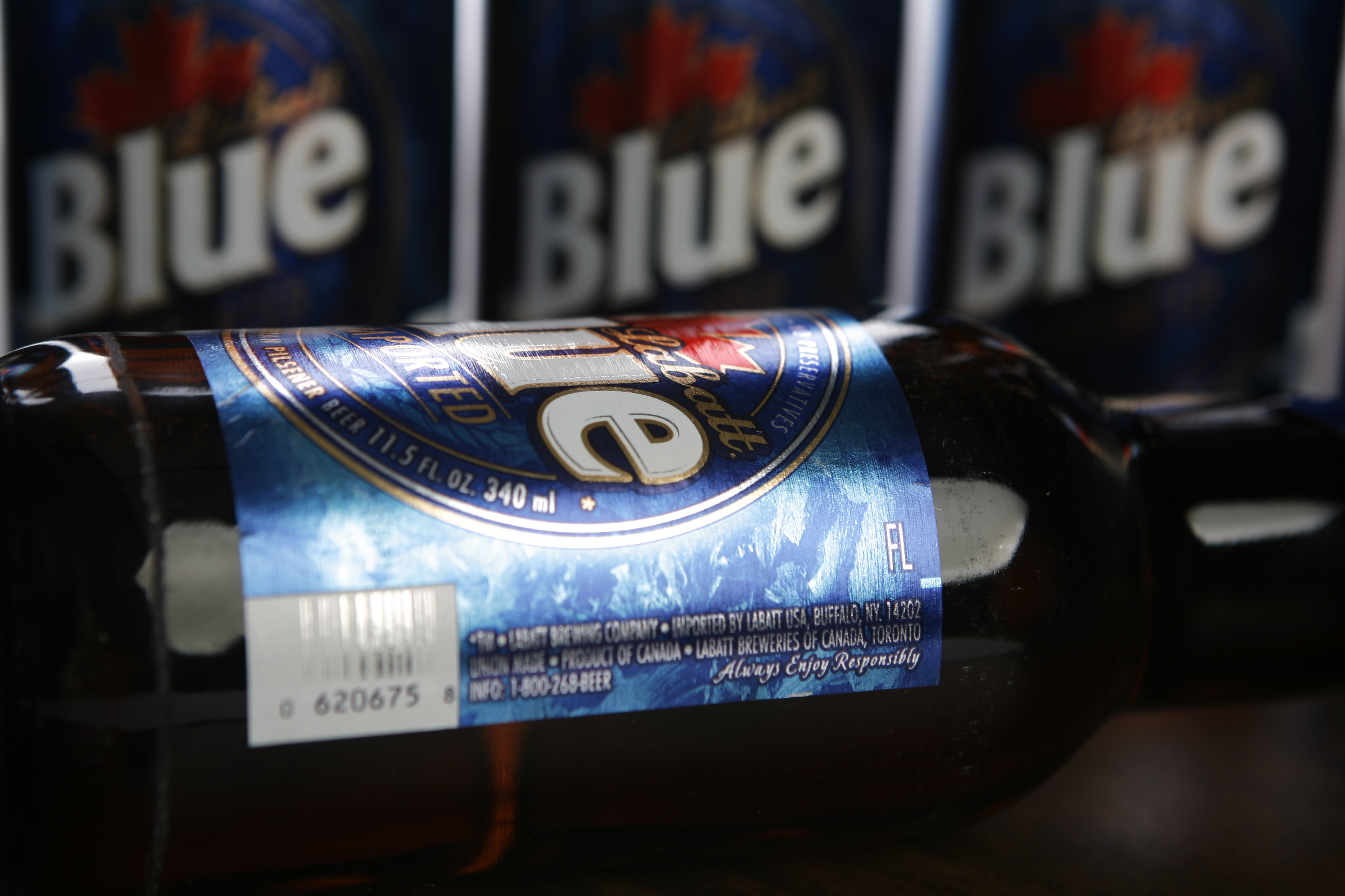 Single-serve beer and wine will likely be available in the Albert Drive Wegmans' Market Cafe. (John Hickey/The Buffalo News)