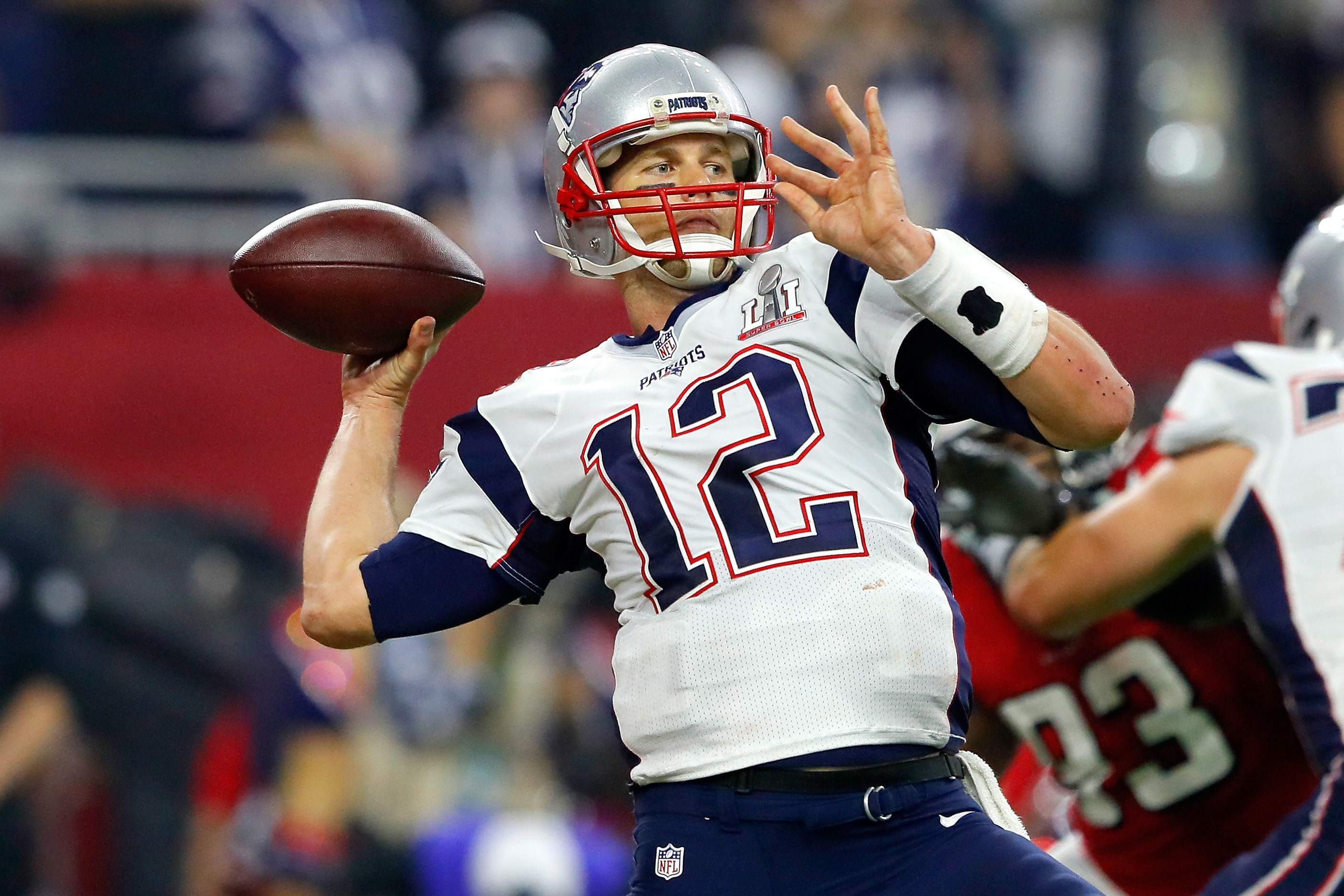 the best attitude e924f 4ea74 Brady's stolen Super Bowl jerseys are recovered – The ...