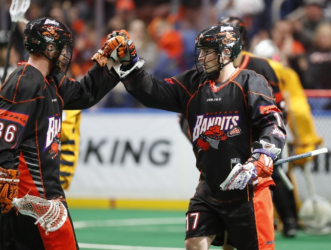 We will wait to see if Ryan Benesch returns to the Bandits lineup tonight.