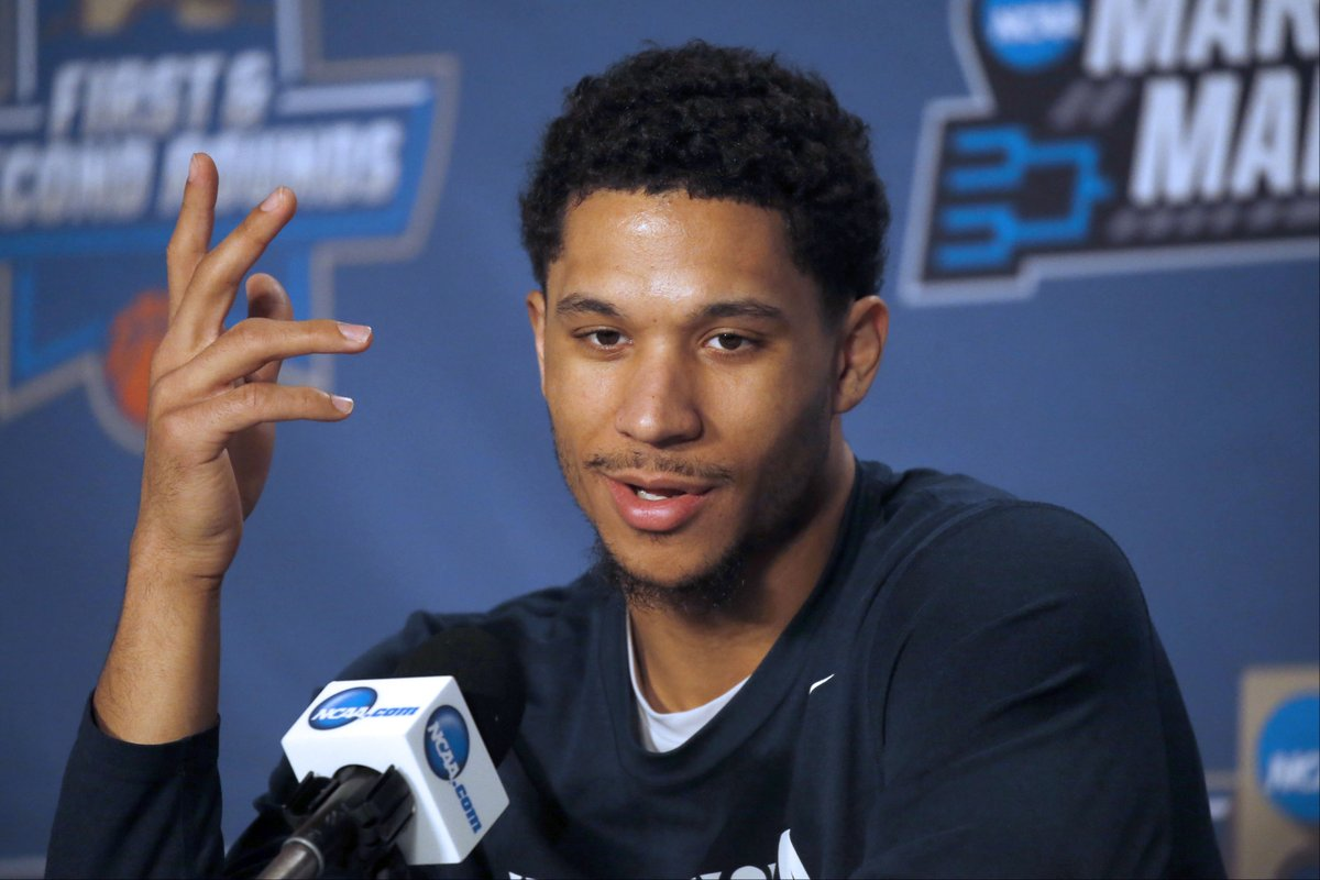 Villanova's Josh Hart delayed a possible future in the NBA to try and repeat as national champions. (Robert Kirkham/Buffalo News)