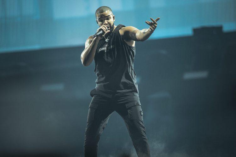 <em>Drake performs at Royal Arena on March 7, 2017 in Copenhagen. Denmark. (Gonzales/Samy Khabthani/Avalon/Zuma Press/TNS)</em>