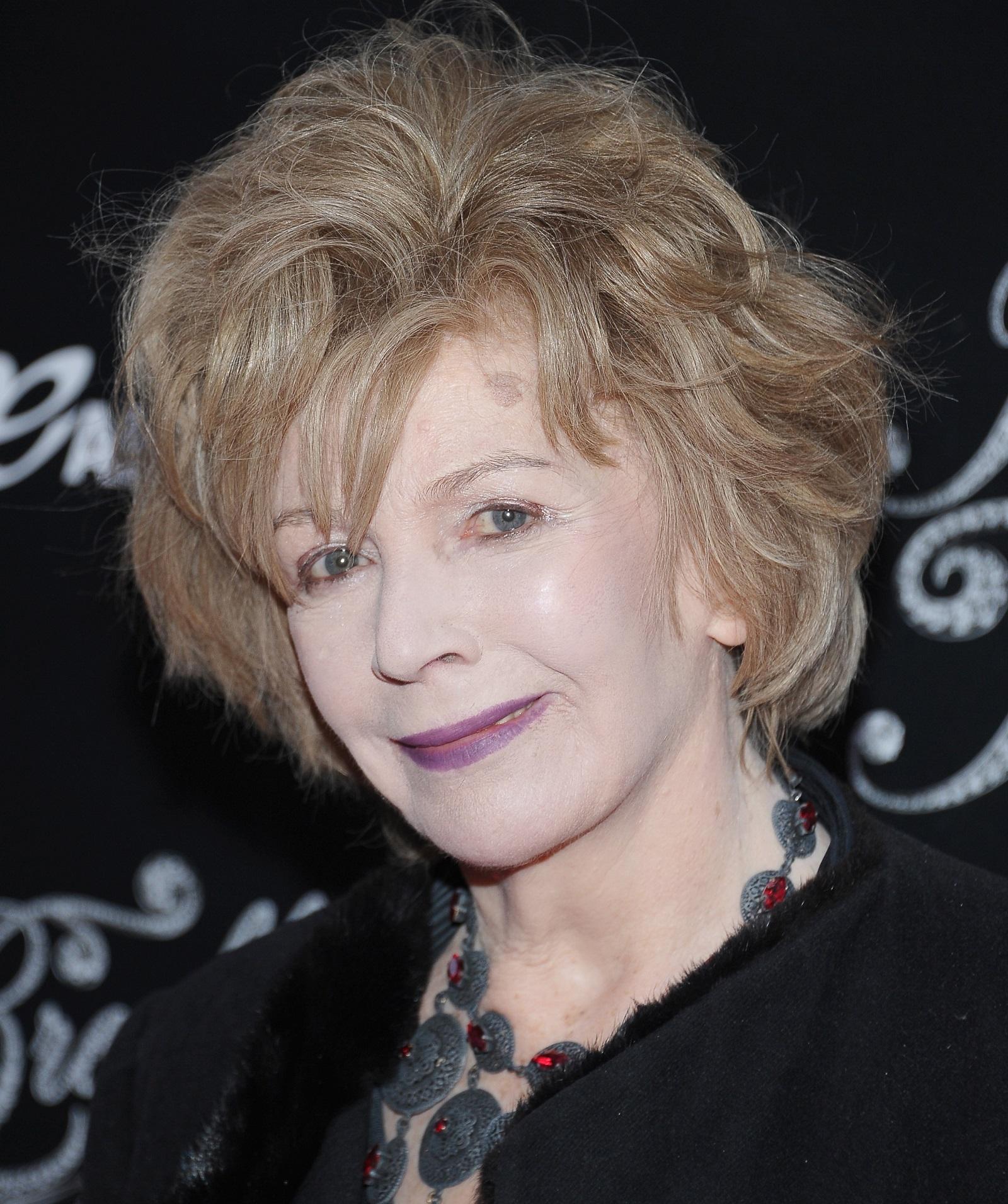 Edna O'Brien will speak at Kleinhans Music Hall. (Getty Images)