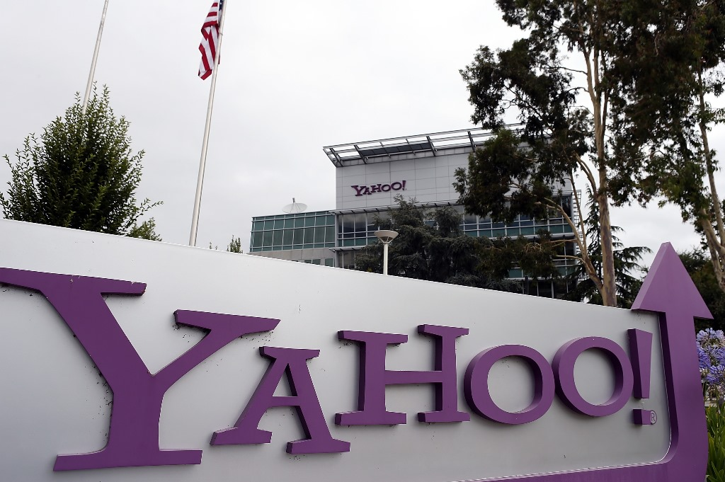 Justice Department is set to announce the indictments of two Russian spies and two criminal hackers in connection with the heist of 500 million Yahoo user accounts in 2014, marking the first U.S. criminal cyber charges ever against Russian government officials. (Getty Images)