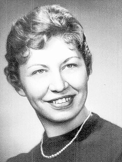 LEDWIN, Mary Ann B. (Lis)