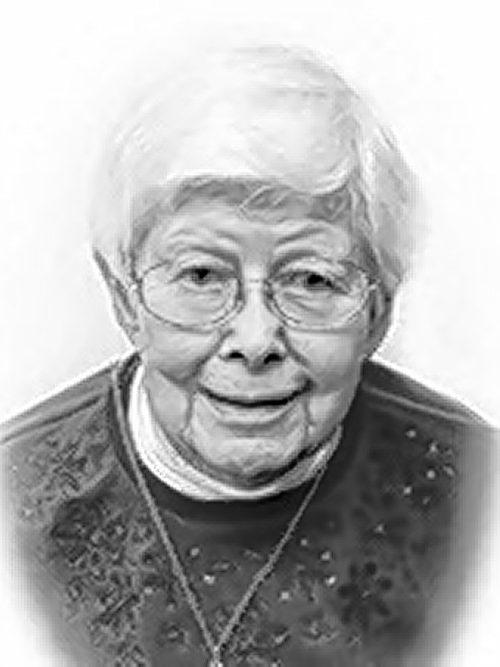 SISTER ANNA KESSEN, SSJ, (Siser Mary Urban, SSJ)