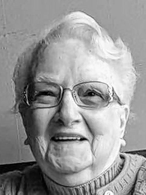 MEASEL, Doris Marie (Mielke)