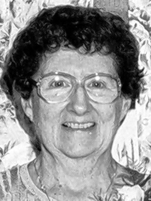SISTER ALICE WILLIAMS SSJ, (Sister Virginia)