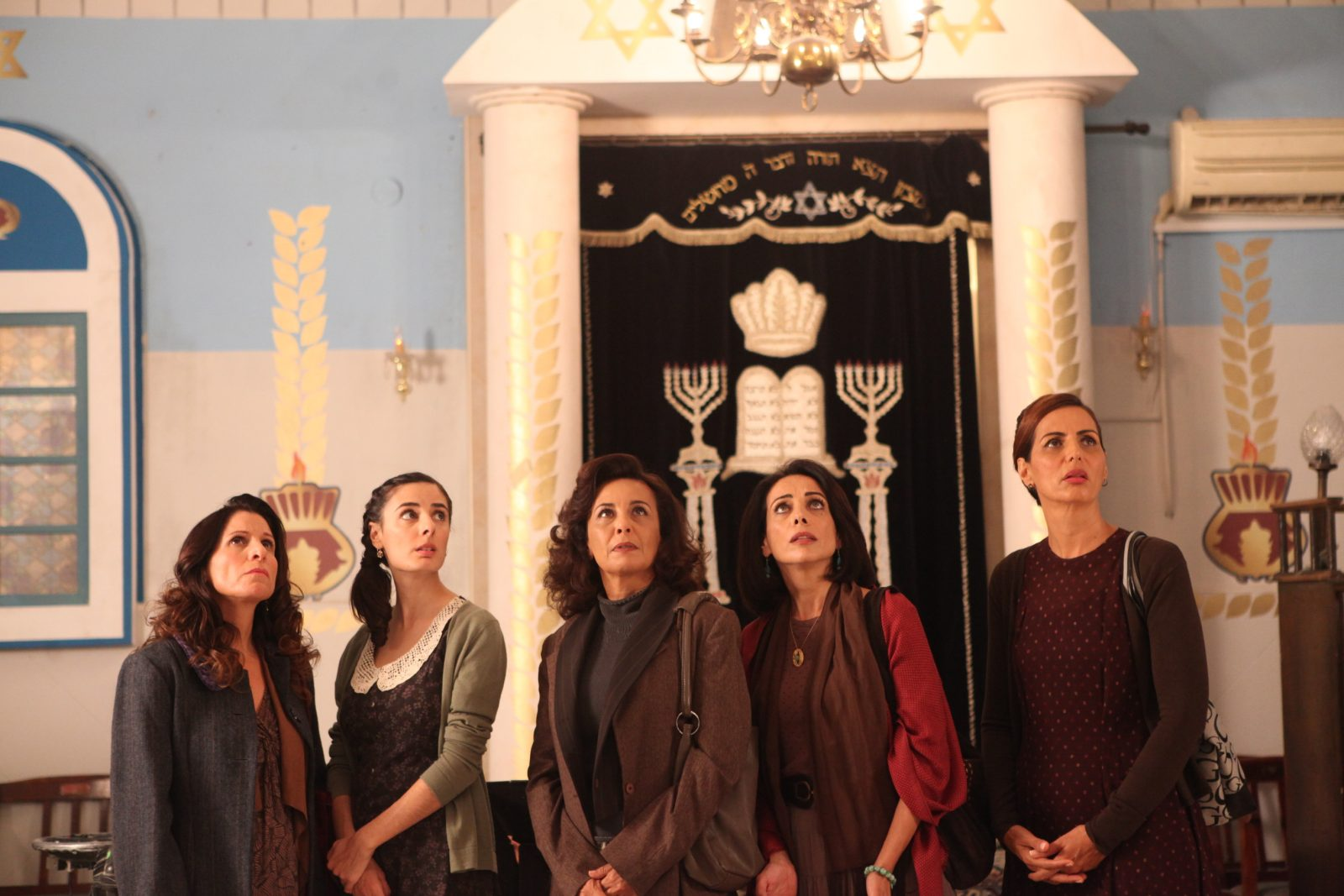'The Women's Balcony,' the highest grossing film in Israel in 2016, will be shown as part of the Buffalo International Jewish Film Festival.