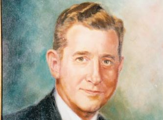 Buffalo Mayor Chester Kowal, 1962-1965.