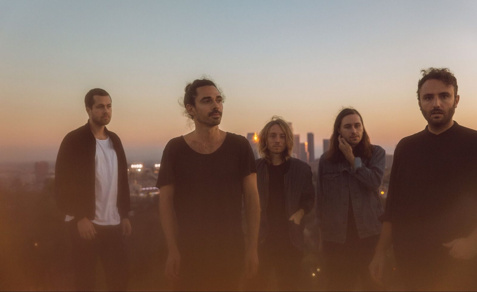 Local Natives perform March 17 at Town Ballroom. (Photo by Brian Sheffield)