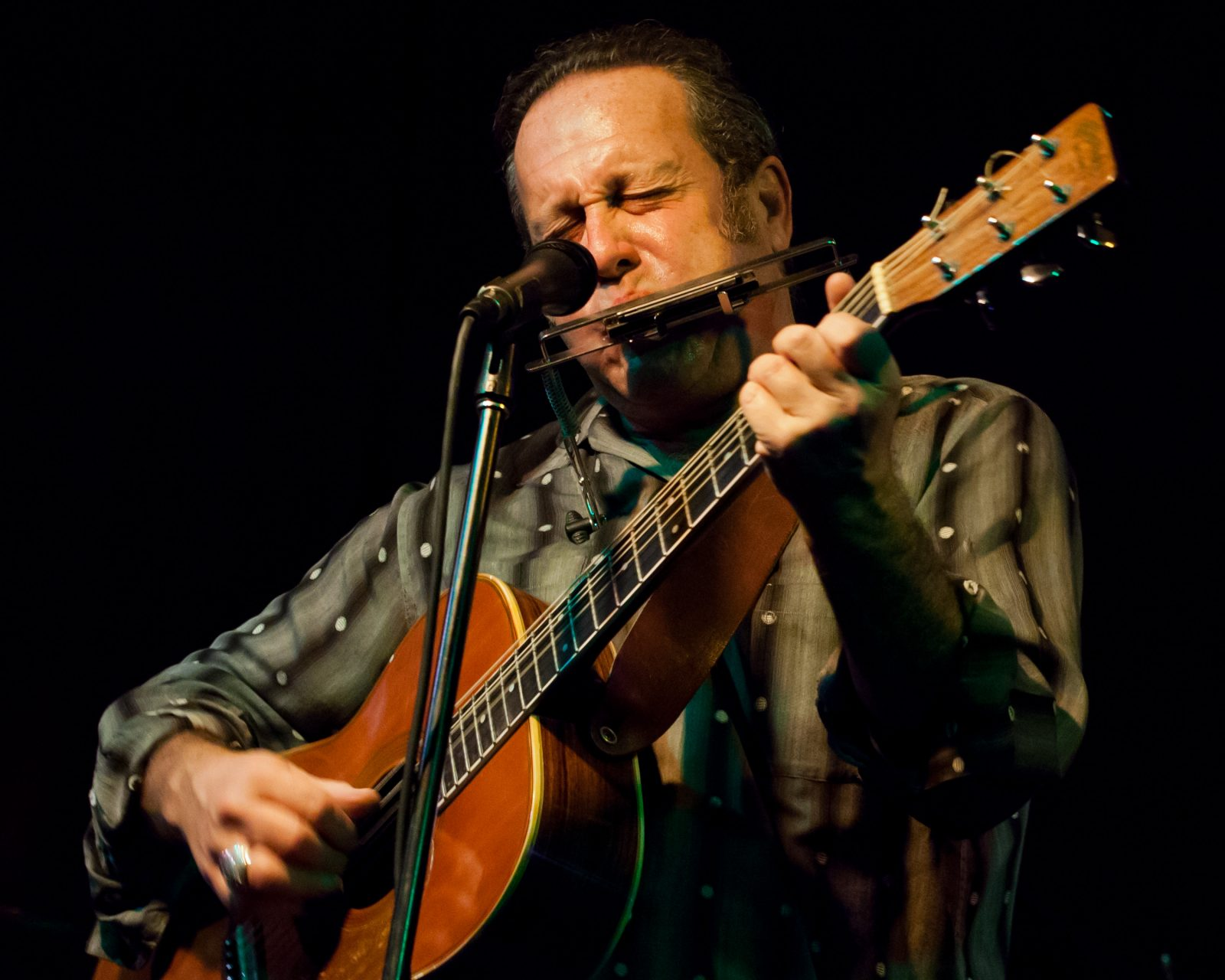 Singer/songwriter Marc Berger will perform inside the 9th Ward @ Babeville on March 31.