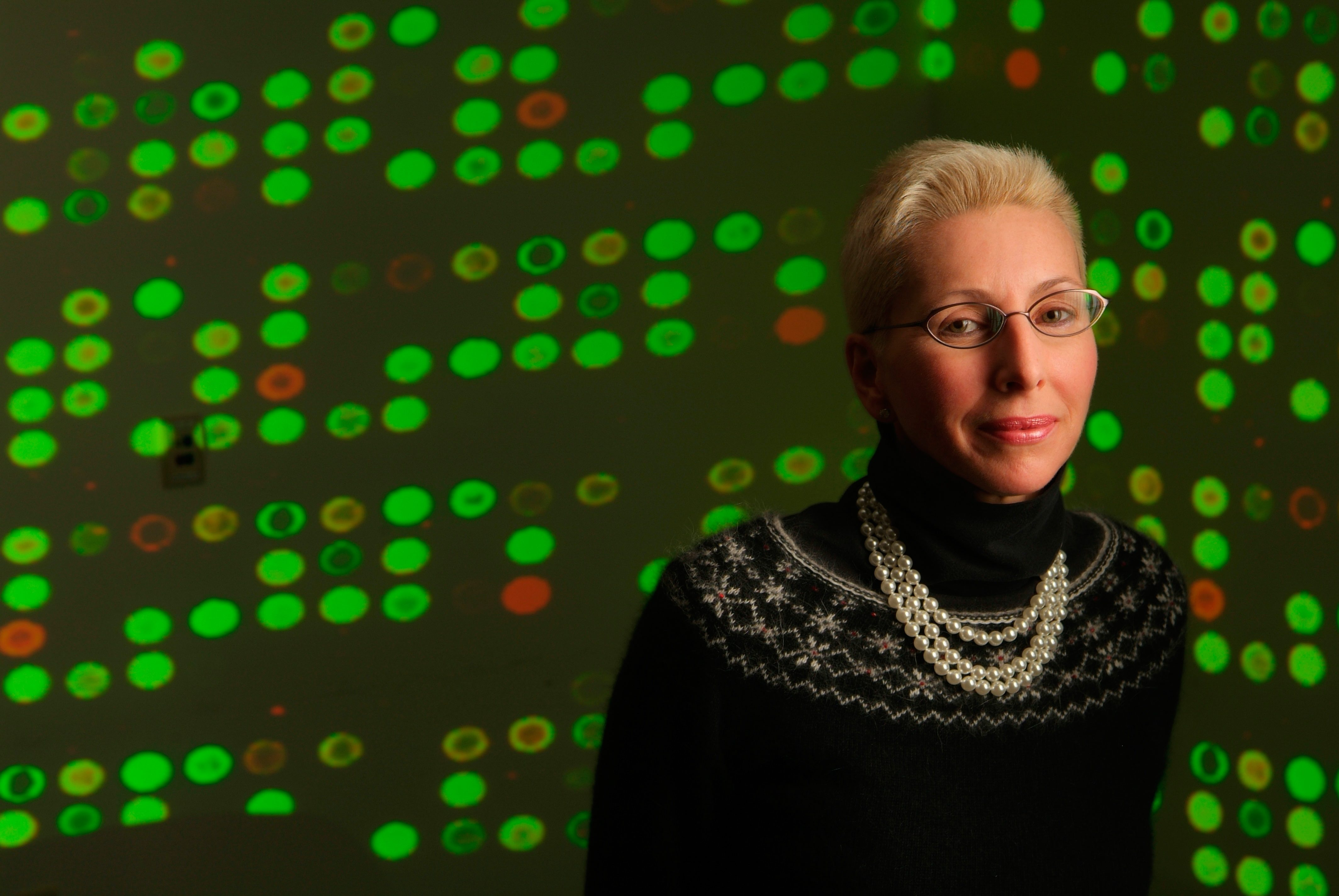 Norma Nowak, executive director of the University at Buffalo's New York State Center of Excellence in Bioinformatics and Life Sciences, was named the winner of the 2017 Athena Award.