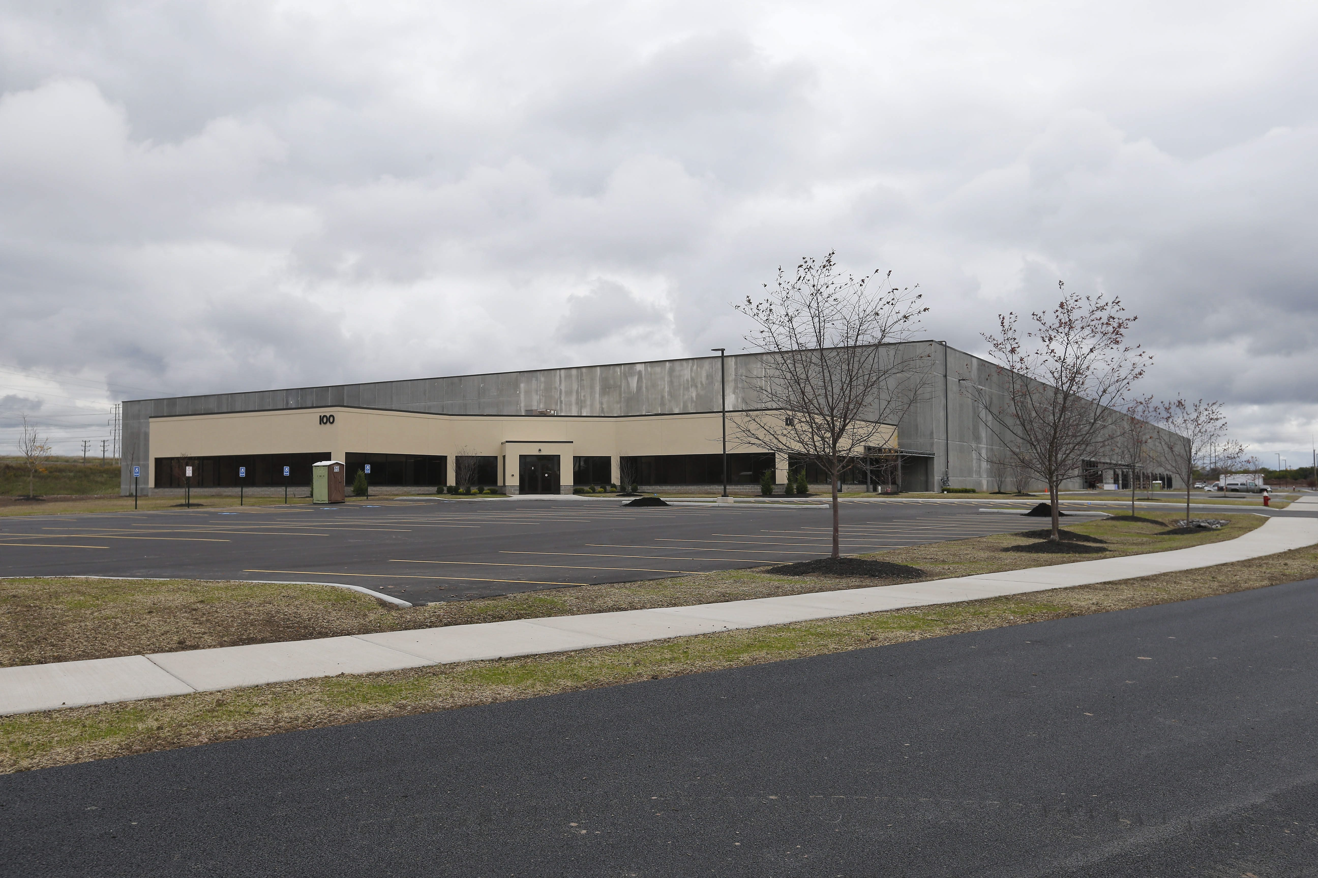 The North Youngmann Commerce Center opened in 2015 and is still growing. (News file photo)