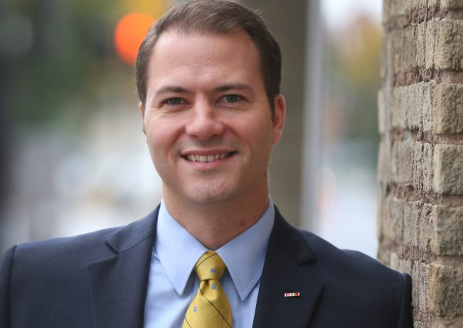 Charges have been dismissed against Republican state Sen. Rob Ortt. (News file photo)