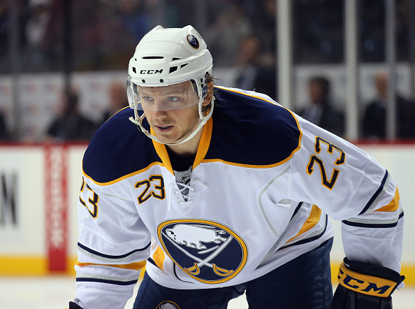 Sam Reinhart's benching was most of the talk after Tuesday's loss in Columbus (Getty Images).