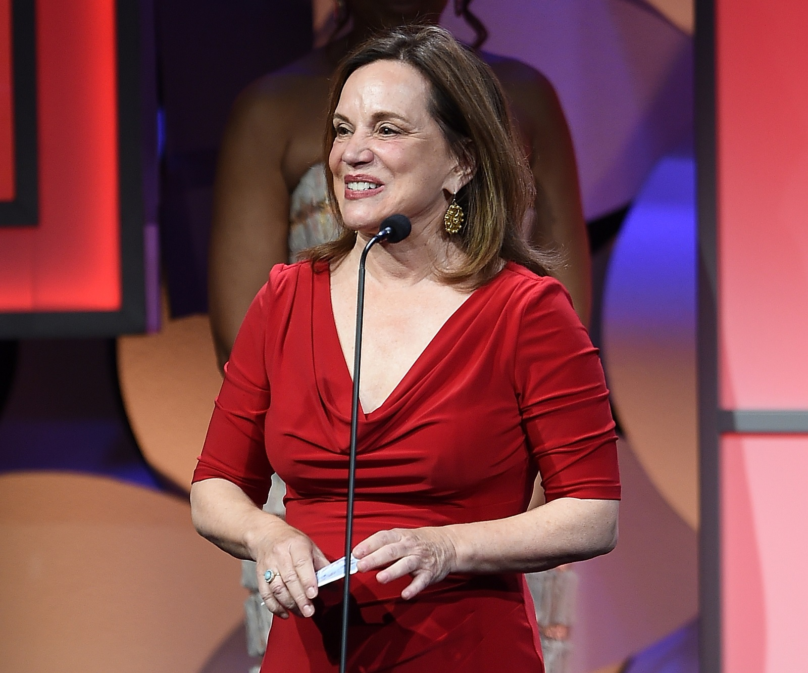 Renee Montagne will speak at the WNED-WBFO Studios. (Photo by Getty Images)