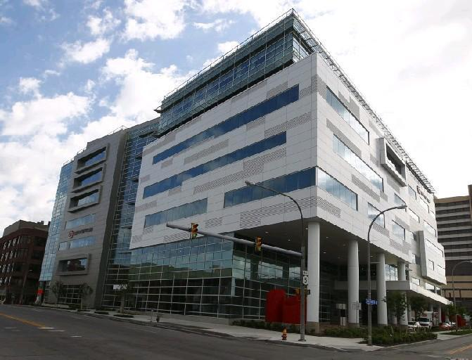 UBMD physicians are moving into the Conventus building. (Buffalo News file photo)