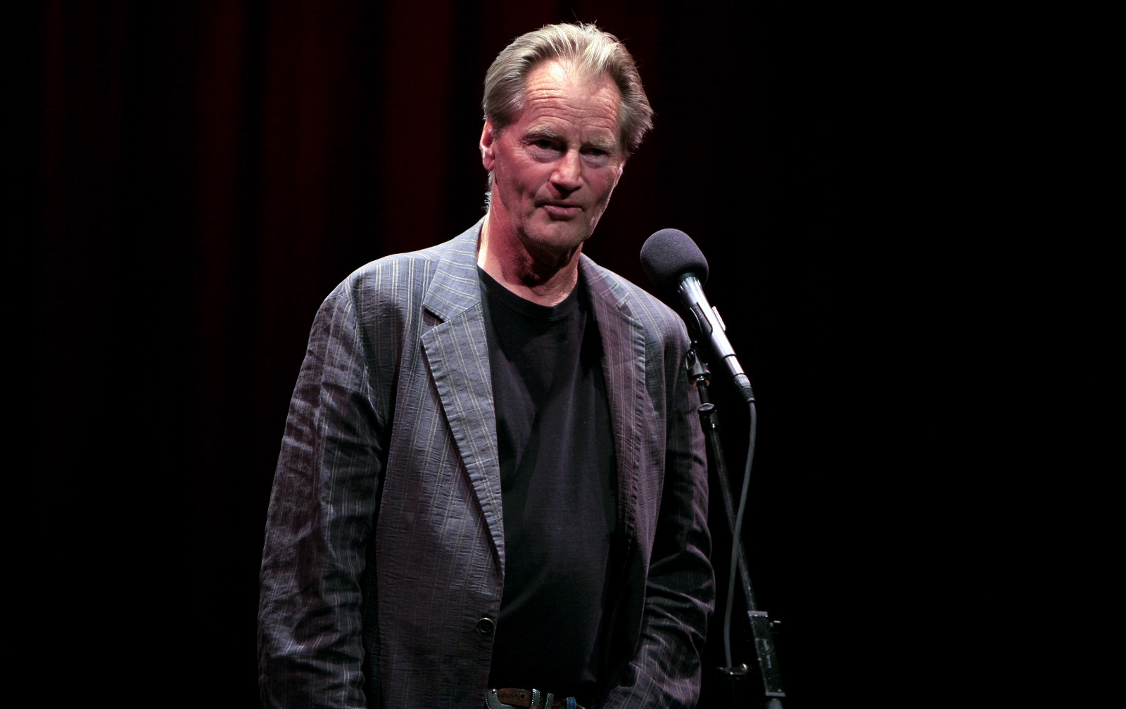Sam Shepard (Amy Sussman/Getty Images for World Science Festival)