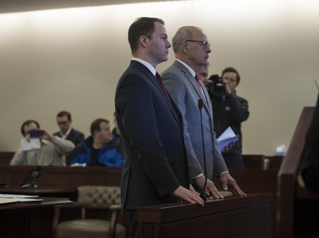 Sen. Robert Ortt says prosecutors did not allow him to provide relevant testimony to an Albany County grand jury March 23. (Mike Groll/Special to The Buffalo News)