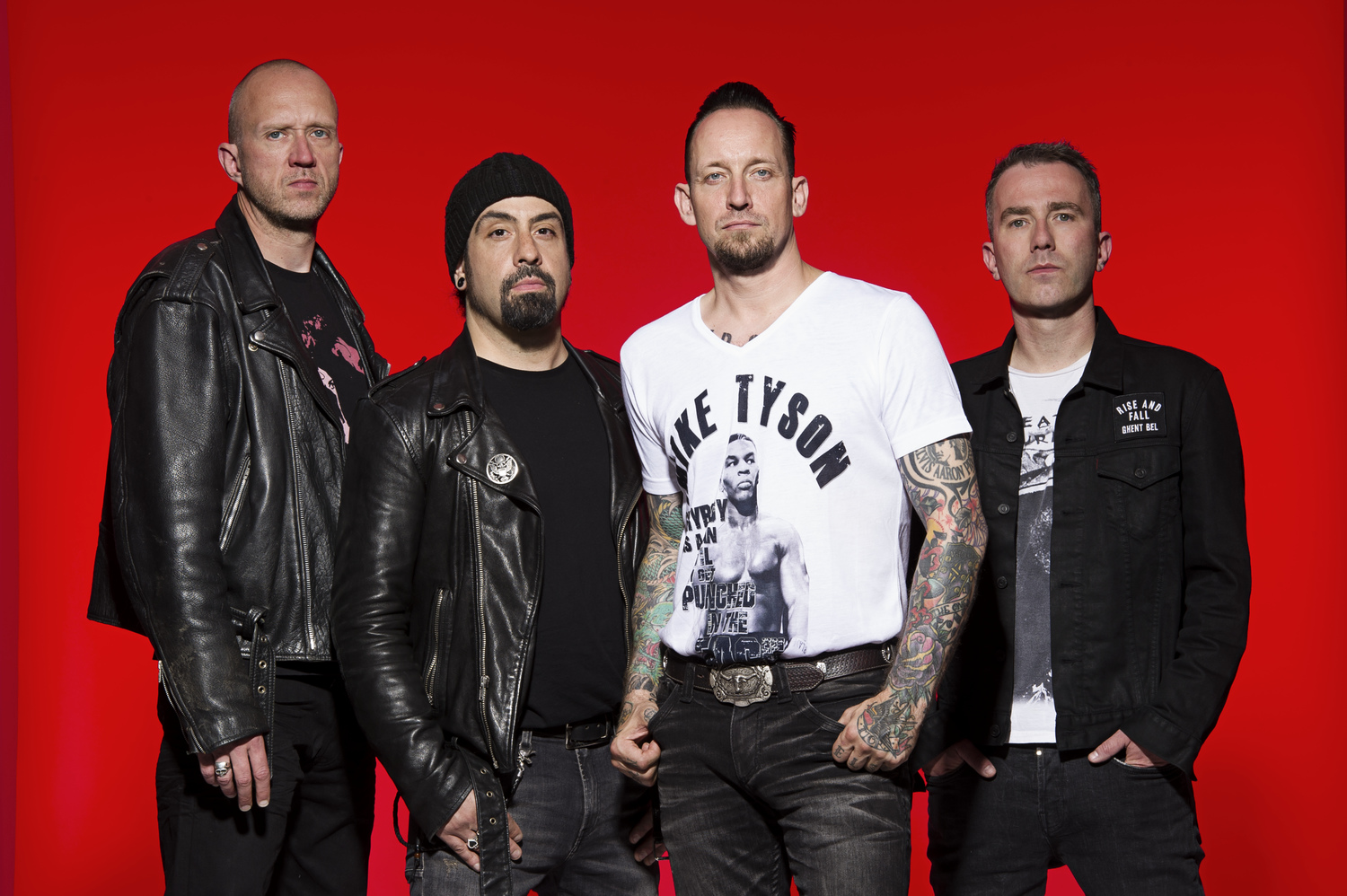 Volbeat will perform in 'Edgefest: The Series' at Artpark. (Photo by Nathan Gallagher)