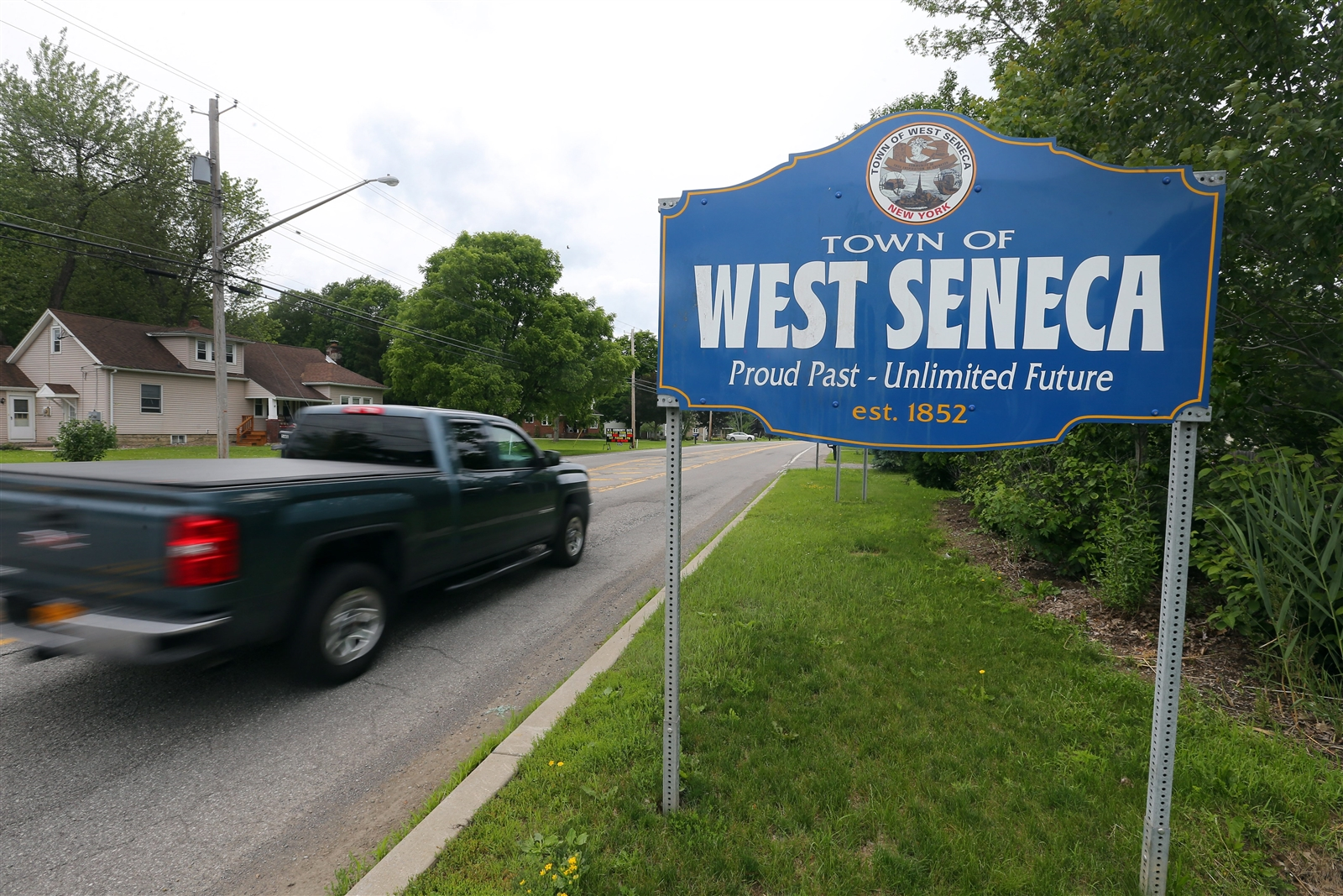 The West Seneca Town Board has hired a public relations firm. (News file photo)