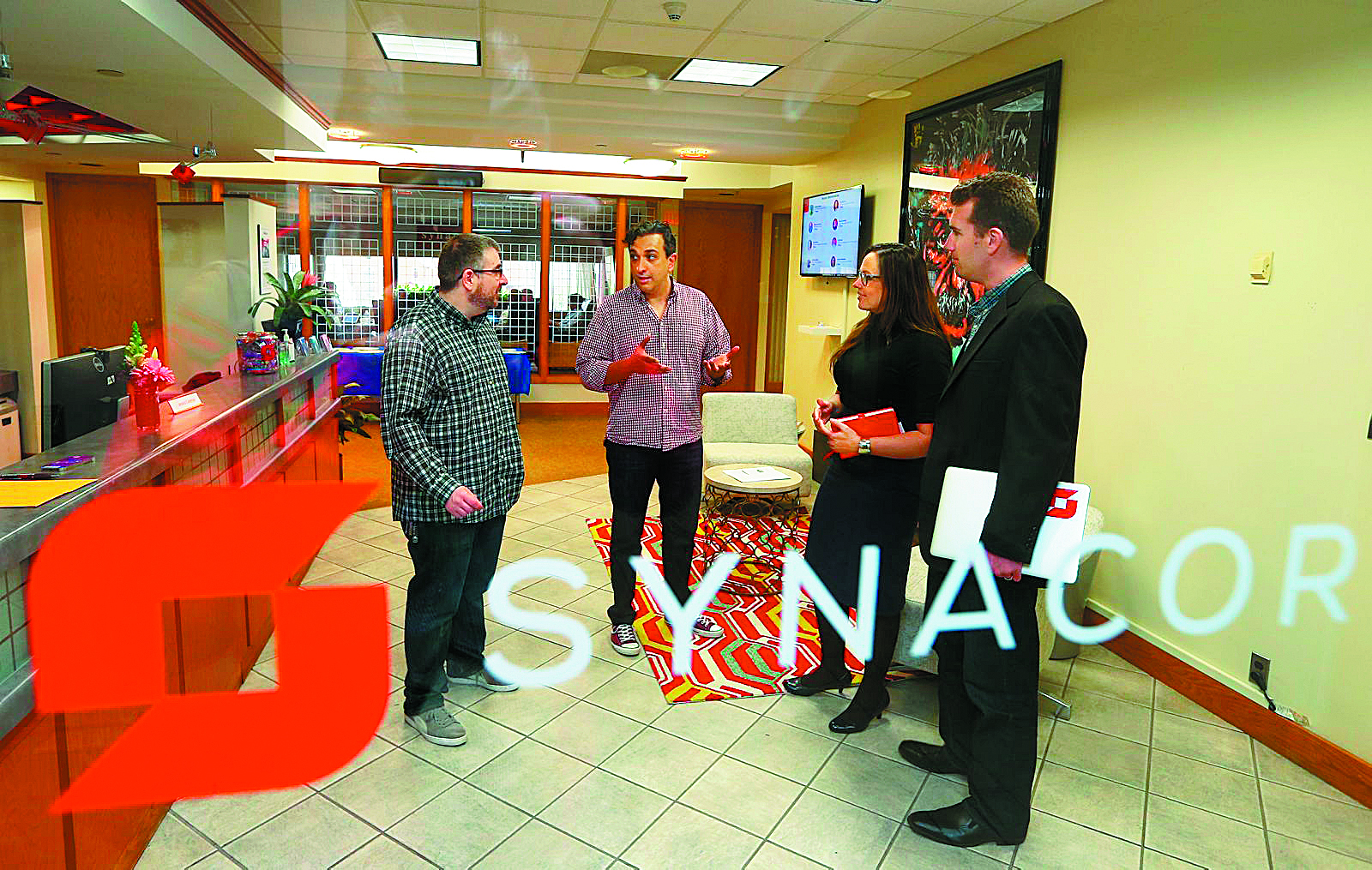Synacor Inc. trimmed its loss during the first quarter. (John Hickey/News file photo)