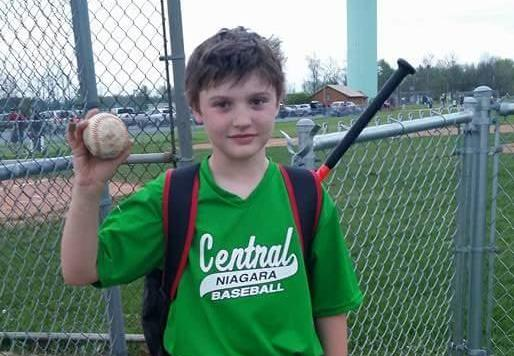 Ben Wasik, 10, died Wednesday after he was trapped in a pile of snow. (Photo from Wasik family)