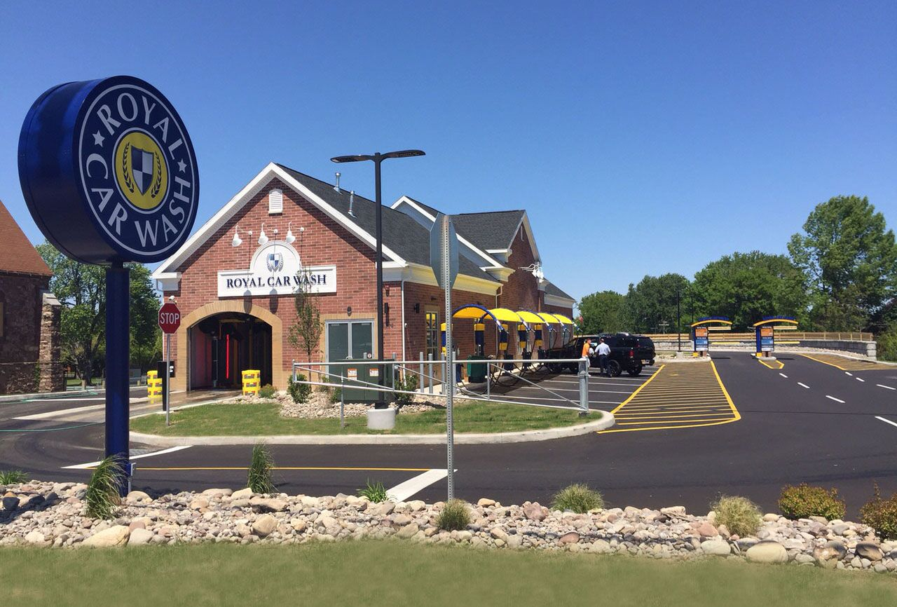 A Royal Car Wash location in Monroe. Another is coming to Transit Road in Lancaster. (Contributed photo)